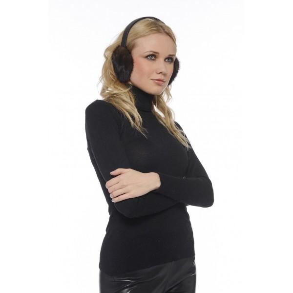 Accessoire femme cache oreille