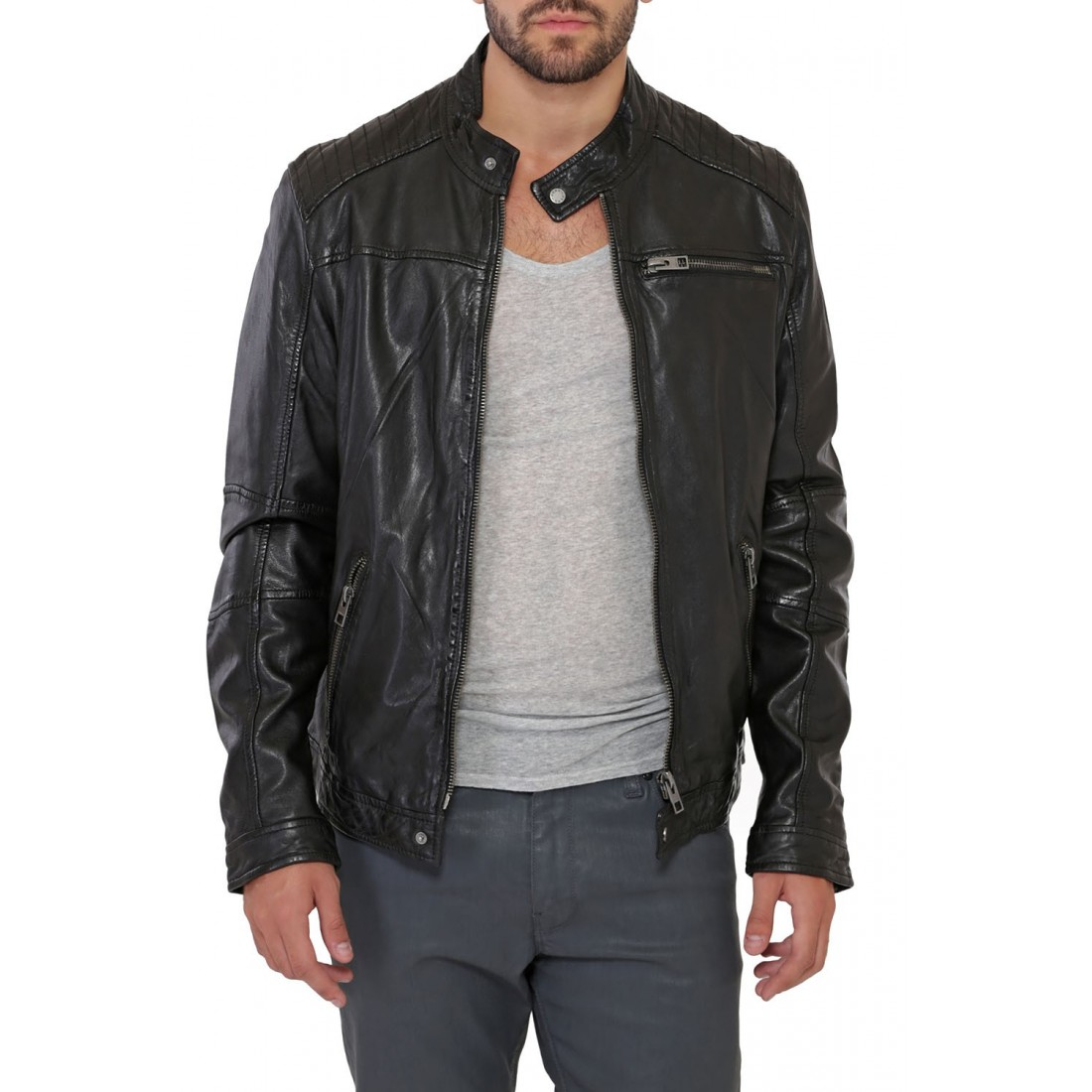pin blouson noir on pinterest
