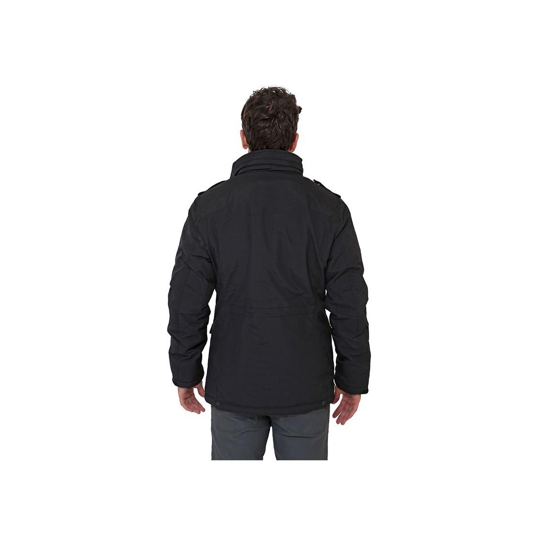 Noir De Schott En Field Homme Veste 34 Nylon nmwN8v0