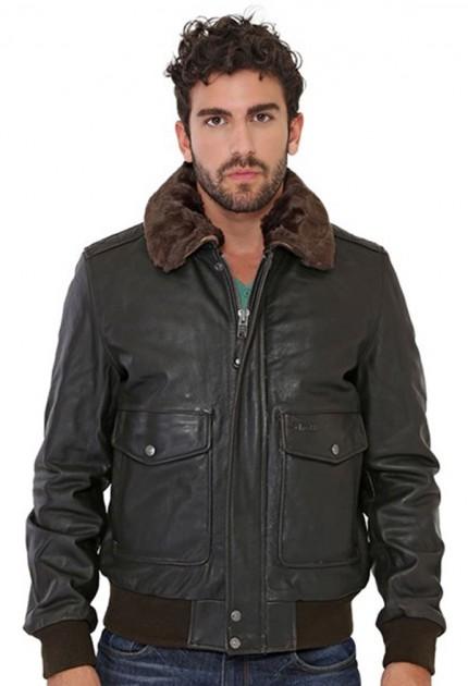cuir schott blouson cuir schott veste doudoune moncuir. Black Bedroom Furniture Sets. Home Design Ideas