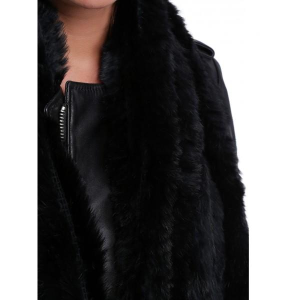 Echarpe Romy 62190 d'Oakwood Femme noir 501