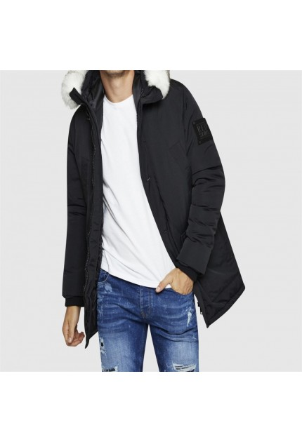 PARKA EVEREST 2 REDSKINS NOIR