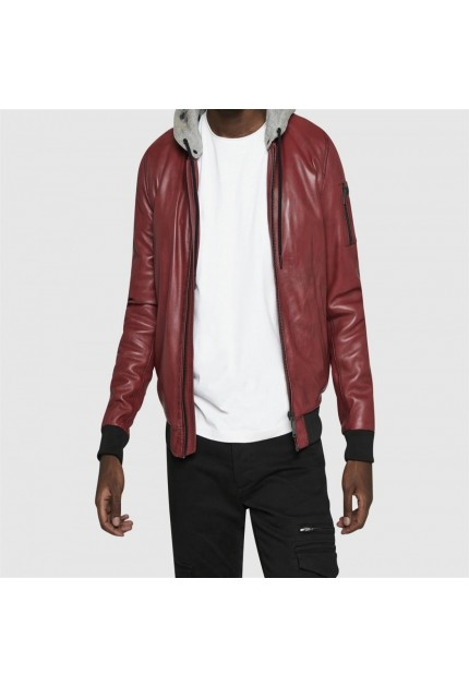 Redskins Sellers Casting homme rouge